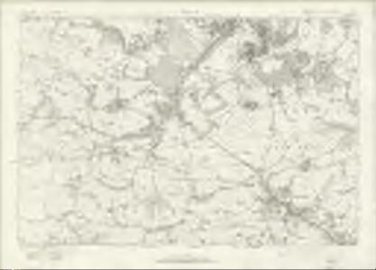Yorkshire CCXCVIII - OS Six-Inch Map