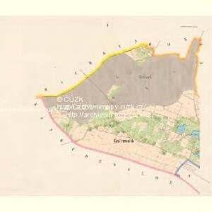 Grafenwalde - c5270-2-001 - Kaiserpflichtexemplar der Landkarten des stabilen Katasters