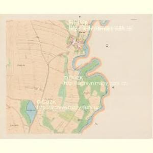 Strodenitz - c6556-1-005 - Kaiserpflichtexemplar der Landkarten des stabilen Katasters