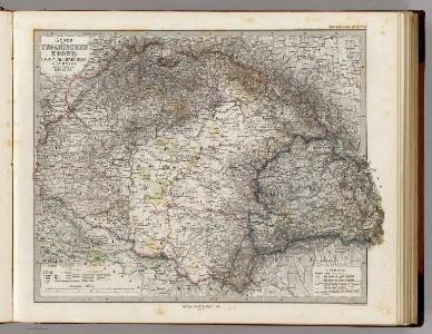 Ungarn, Siebenburgen, Slavonien, Kroatien.