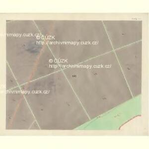 Göding (Hodonin) - m0741-1-011 - Kaiserpflichtexemplar der Landkarten des stabilen Katasters