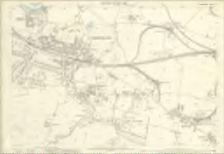 Lanarkshire, Sheet  011.05 - 25 Inch Map