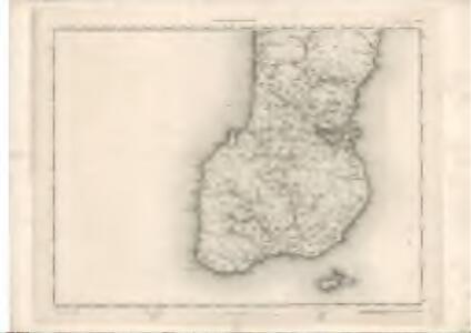 Campbelton - OS One-Inch map