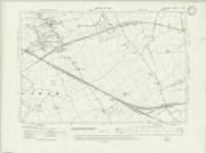Middlesex X.SW - OS Six-Inch Map