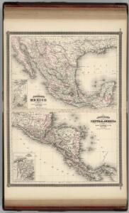 Mexico and Central America.