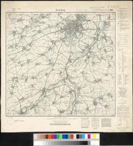 Meßtischblatt 2941 : Altenburg, 1936