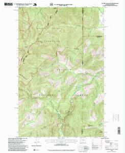 Helmer Mountain
