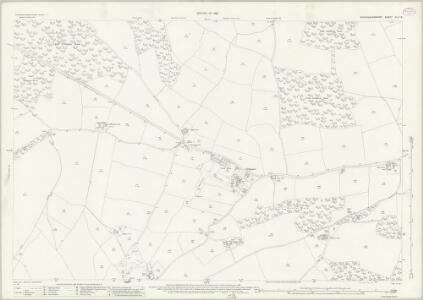 Buckinghamshire XLI.15 (includes: High Wycombe; West Wycombe Rural) - 25 Inch Map