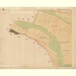 Probitz - m2405-1-004 - Kaiserpflichtexemplar der Landkarten des stabilen Katasters