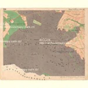 Modes - m1739-1-009 - Kaiserpflichtexemplar der Landkarten des stabilen Katasters