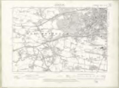Lanarkshire Sheet VII.SE - OS 6 Inch map