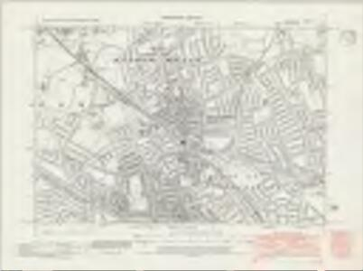 Middlesex X.NE - OS Six-Inch Map
