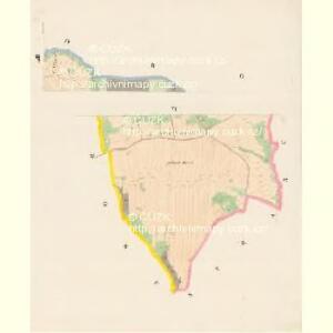 Neudorf - c5211-1-006 - Kaiserpflichtexemplar der Landkarten des stabilen Katasters
