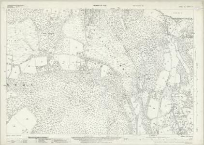 Sussex X.8 (includes: Fernhurst; Linchmere) - 25 Inch Map