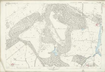 Leicestershire VII.8 (includes: Belvoir; Croxton Kerrial; Redmile; Woolsthorpe) - 25 Inch Map