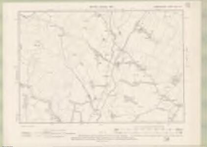 Dumfriesshire Sheet XLIII.NE - OS 6 Inch map