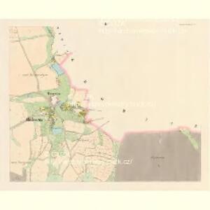 Mislowitz (Mislowice) - c4923-1-002 - Kaiserpflichtexemplar der Landkarten des stabilen Katasters