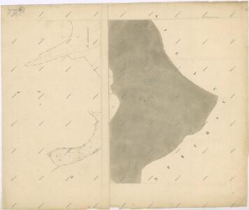 Katastrální mapa města Kdyně