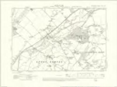 Berkshire XXXVI.SE - OS Six-Inch Map