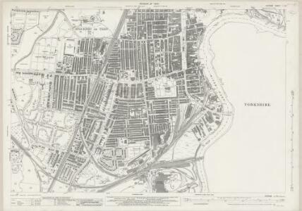 Durham L.16 (includes: Stockton On Tees; Thornaby) - 25 Inch Map