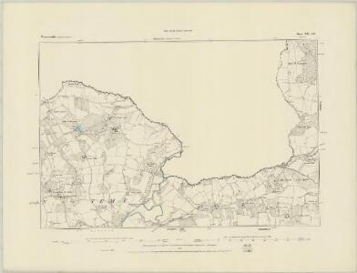 Worcestershire XII.SW - OS Six-Inch Map