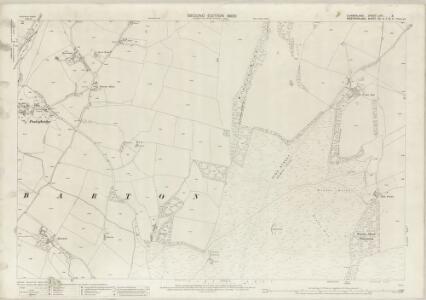 Cumberland LXVI.3 (includes: Askham) - 25 Inch Map