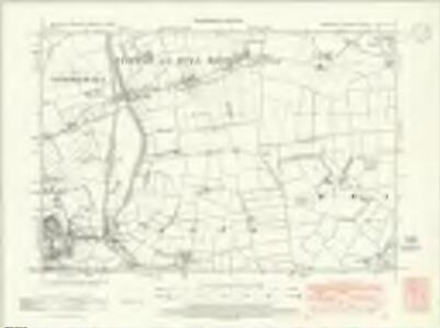 Yorkshire CCXI.NW - OS Six-Inch Map