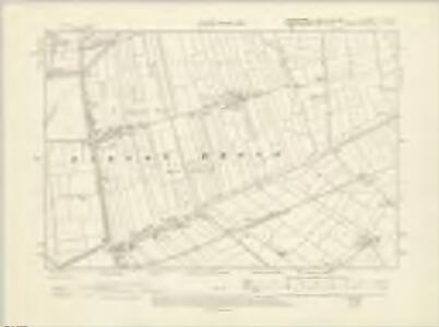 Lincolnshire CLIV.NE+K703 - OS Six-Inch Map
