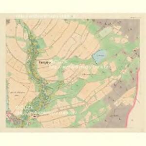 Hainspach - c4122-3-003 - Kaiserpflichtexemplar der Landkarten des stabilen Katasters
