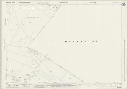 Dorset XLIV.2 (includes: Bournemouth; Poole) - 25 Inch Map