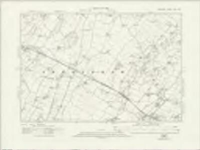 Anglesey XVII.SE - OS Six-Inch Map