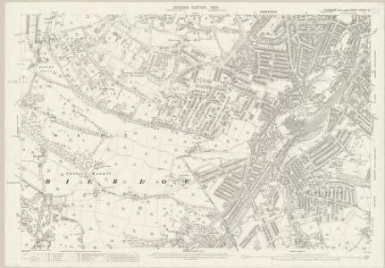 Yorkshire CCXCIV.15 (includes: Sheffield) - 25 Inch Map