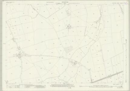 Wiltshire XXXIX.14 (includes: Edington; Steeple Ashton) - 25 Inch Map