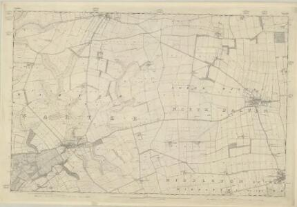 Yorkshire 177 - OS Six-Inch Map