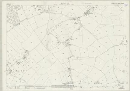 Suffolk LXXIII.16 (includes: Groton; Hadleigh; Kersey; Polstead) - 25 Inch Map