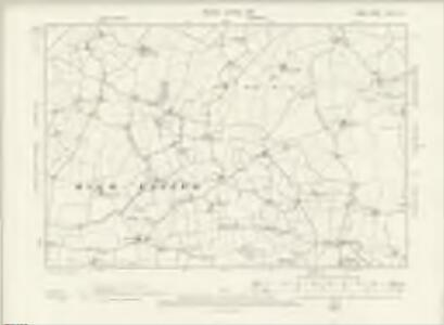 Essex XXXIII.SW - OS Six-Inch Map