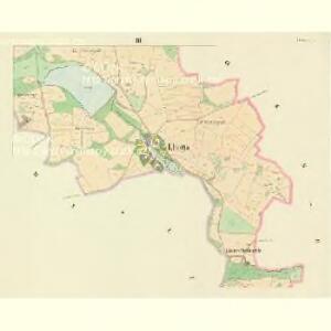 Lhotta (Lhota) - c1995-1-002 - Kaiserpflichtexemplar der Landkarten des stabilen Katasters