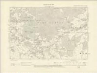 Worcestershire XIII.NE - OS Six-Inch Map