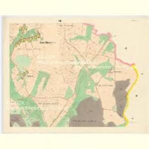 Alt und Neu-Klitschau - c3160-1-006 - Kaiserpflichtexemplar der Landkarten des stabilen Katasters