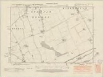 Cambridgeshire LVII.SE - OS Six-Inch Map