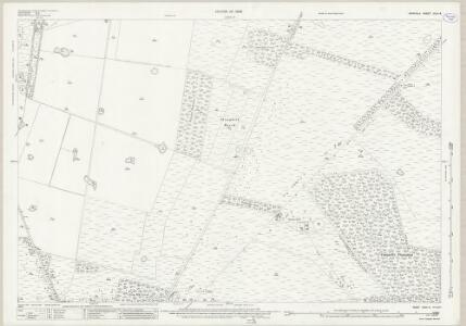 Norfolk XCIII.4 (includes: Croxton; Stanford; Sturston; Wretham) - 25 Inch Map