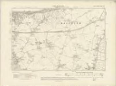 Kent XXIV.SW - OS Six-Inch Map