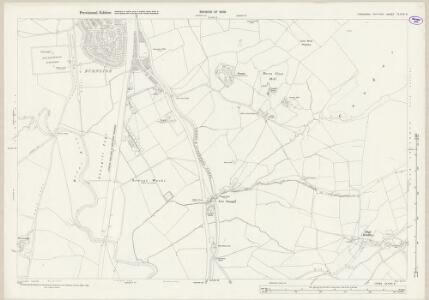 Yorkshire CLXVIII.9 (includes: Bradleys Both; Carleton; Cononley; Skipton) - 25 Inch Map