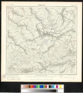 Meßtischblatt 95.(3005a) : Hohenstein, 1912