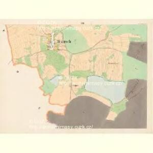 Mrzitsch - c4880-1-006 - Kaiserpflichtexemplar der Landkarten des stabilen Katasters