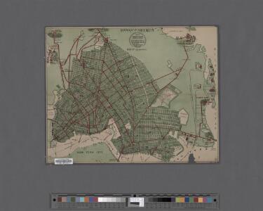 Handy map of Brooklyn.