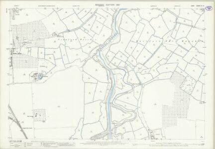 Kent III.14 (includes: Crayford; Dartford) - 25 Inch Map