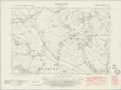 Derbyshire XLIV.NE - OS Six-Inch Map