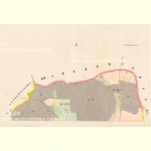 Przedslaw (Předslaw) - c6186-1-001 - Kaiserpflichtexemplar der Landkarten des stabilen Katasters