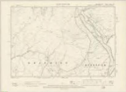 Westmorland XXXIV.NE - OS Six-Inch Map